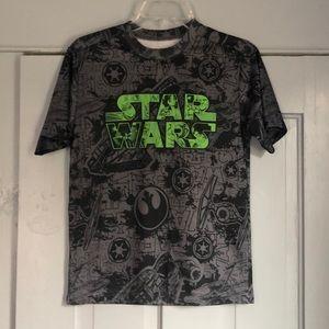Boys Star Wars T-Shirt Size 14/16- XL
